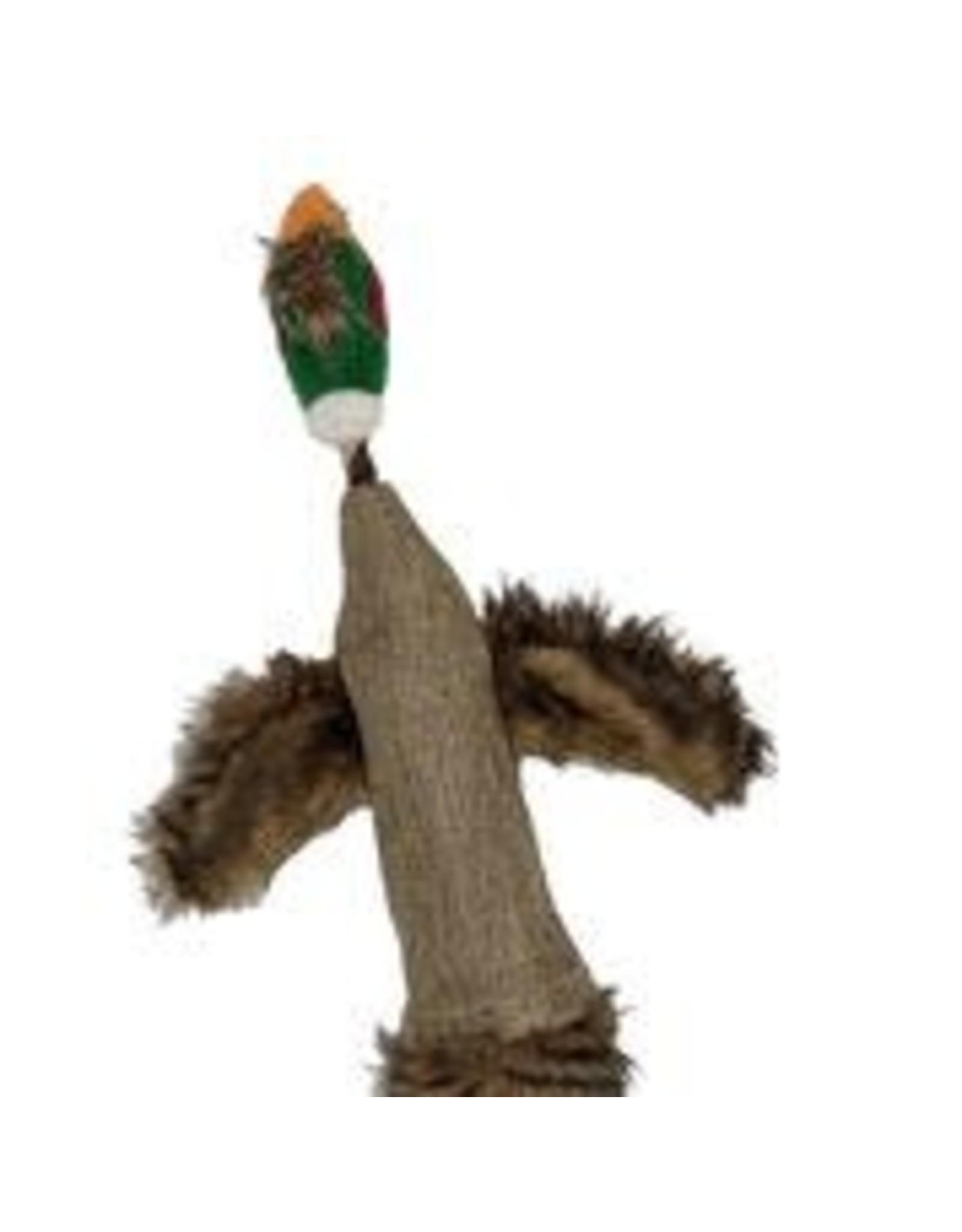 "Tailfin Sports Bottle Birds Small 12"" Crinkle Pheasant"