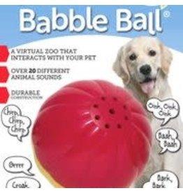 Tailfin Sports Pet Qwerks Babble Talking Ball