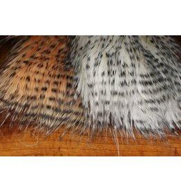 Hareline Dubbin Barred Pseudo Hair