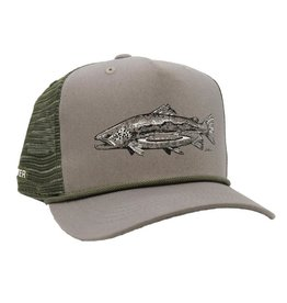 Rep Your Water RepYourWater Spring Creek Brown Hat
