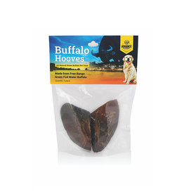 Tailfin Sports Advanced Pet Products Buffalo Hoofs - 3 Pkg