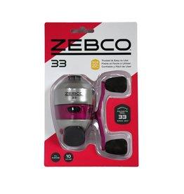 Zebco Zebco 33 Spincast Reel Pink