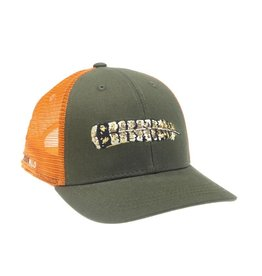 Rep Your Water Rep Your Water Ruffed Grouse Feather Hat