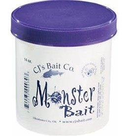 CJ's Bait Co CJs Punch Bait 14 oz Monster