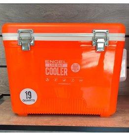 Engel Engel 19 Quart Live Bait Cooler Hi Vis Orange