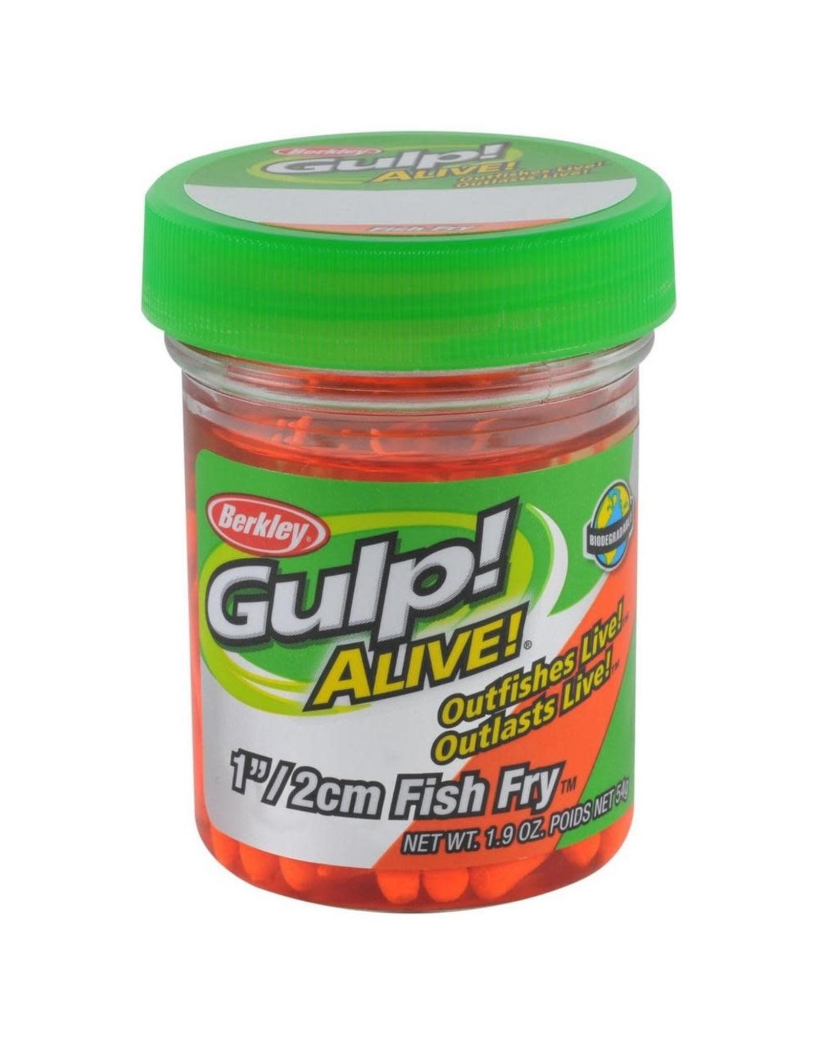 Berkley Fishing Gulp! Alive Fish Fry