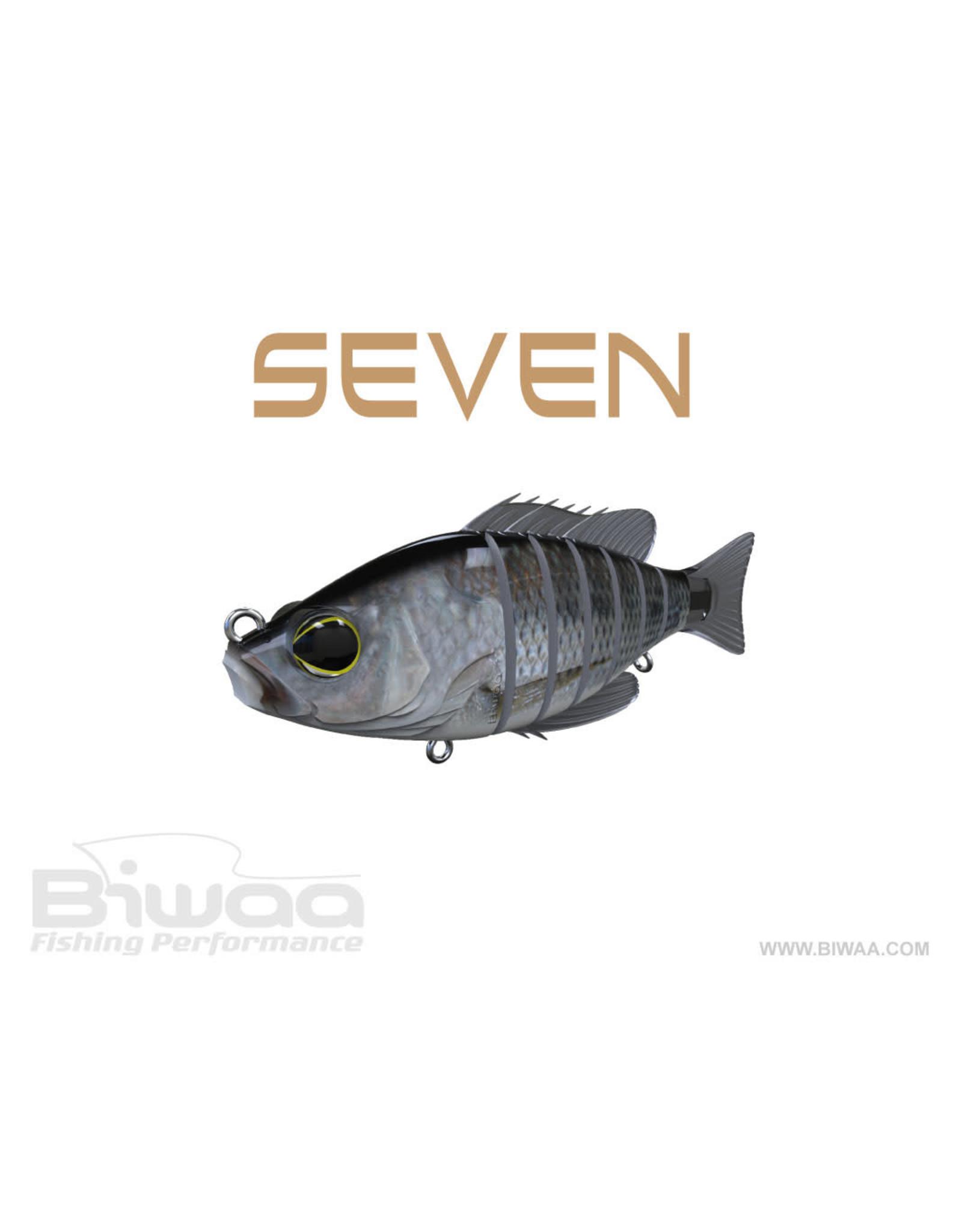"""Biwaa Biwaa Seven 5"""" Swimbait"""