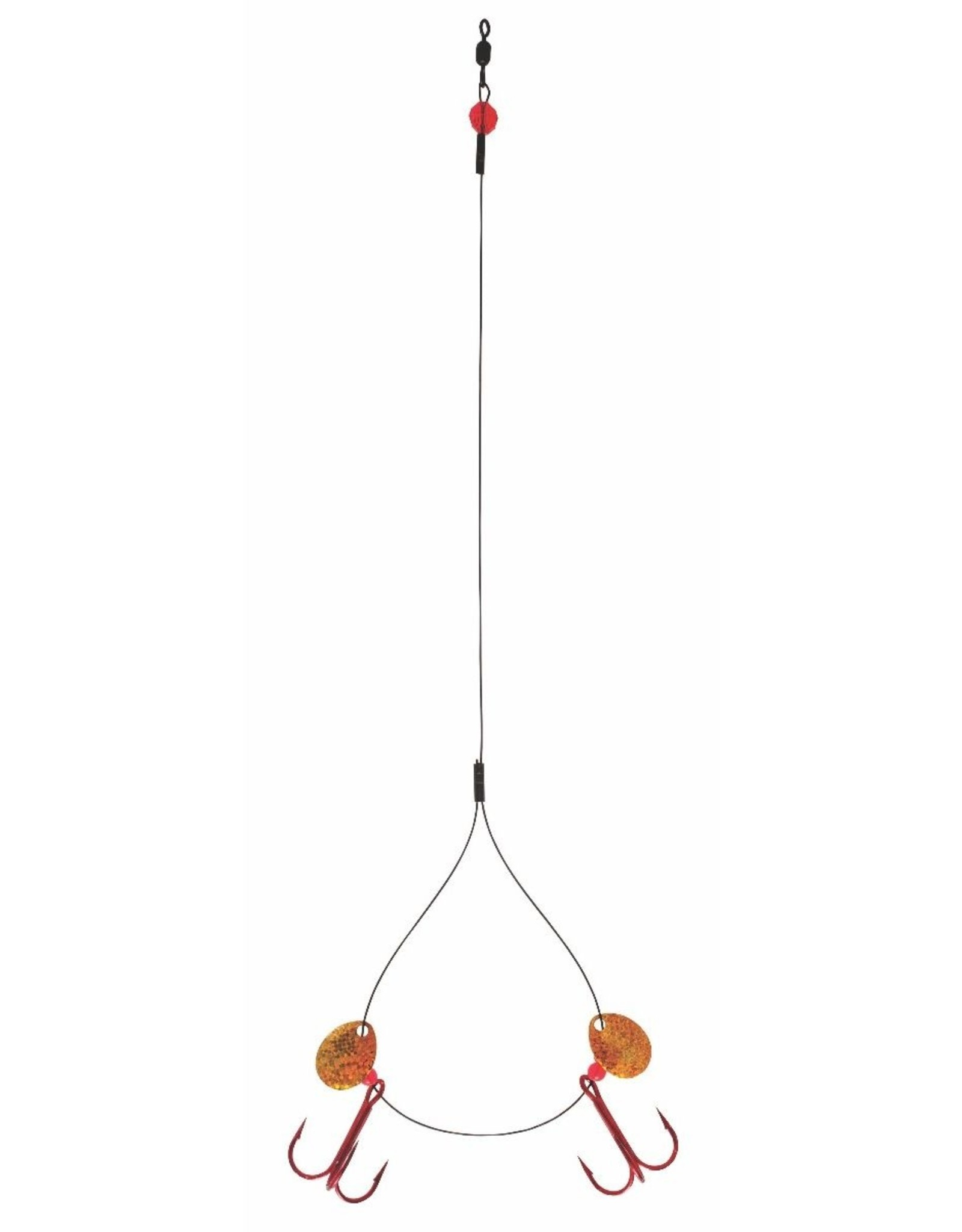 Clam Clam Bigtooth Zero Wire Rig