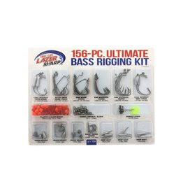 Eagle Claw Eagle Claw 156 Piece Ultimate Bass Rigging Kit