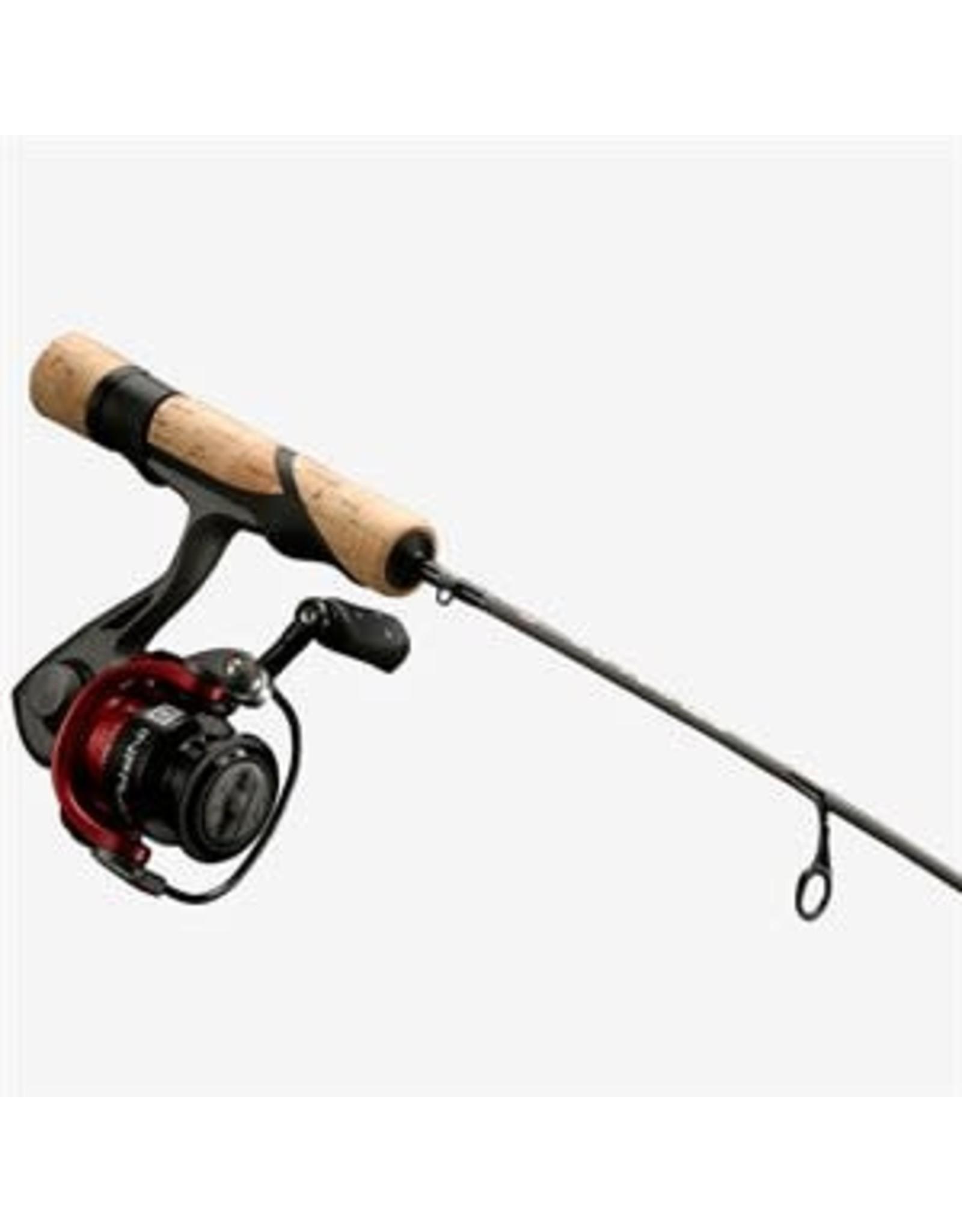 13 Fishing 13 Fishing Infrared Ice Spinning Combo
