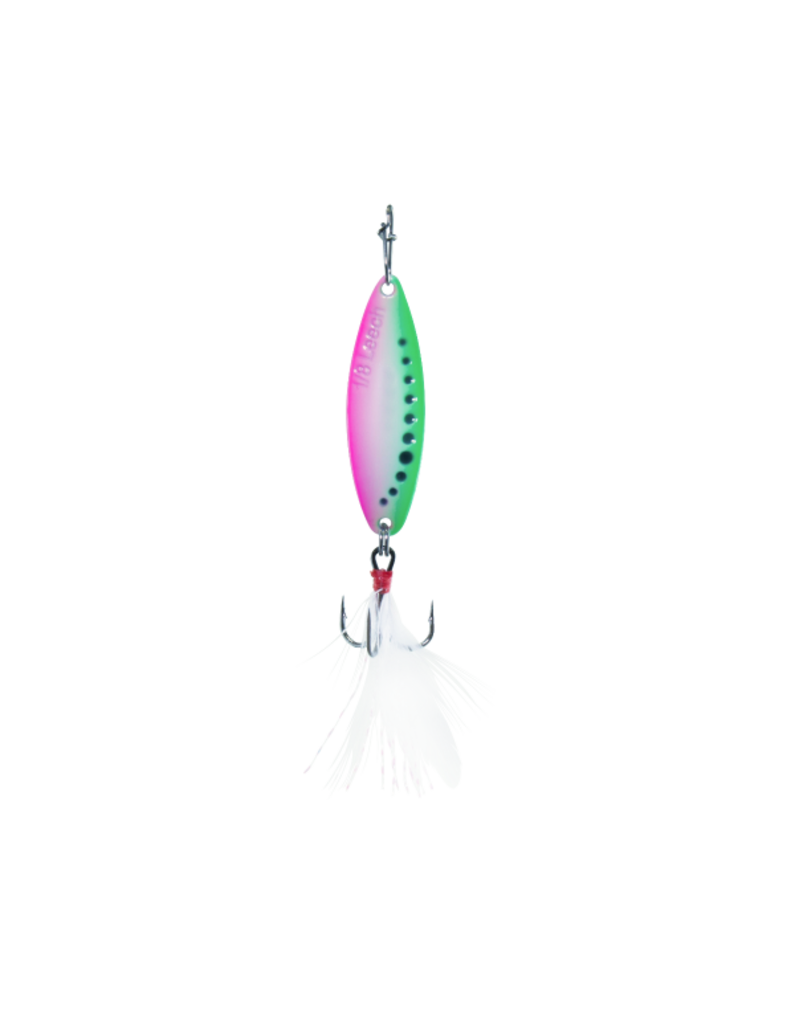 Clam Clam Leech Flutter Spoon Kit (3pk)