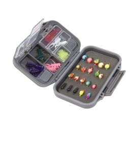 Clam Clam Small Jig Box