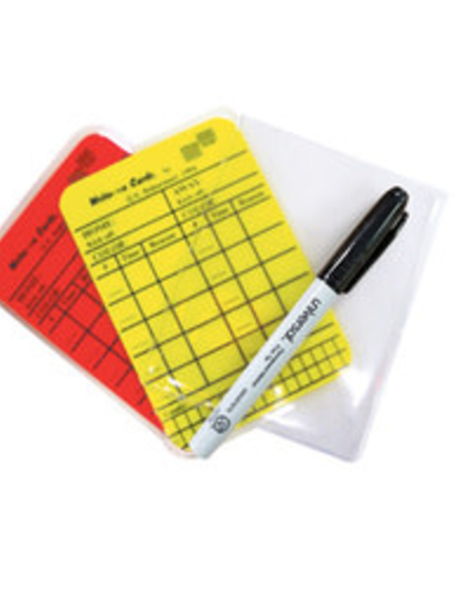 Official Sports Official Sport Write on Cards
