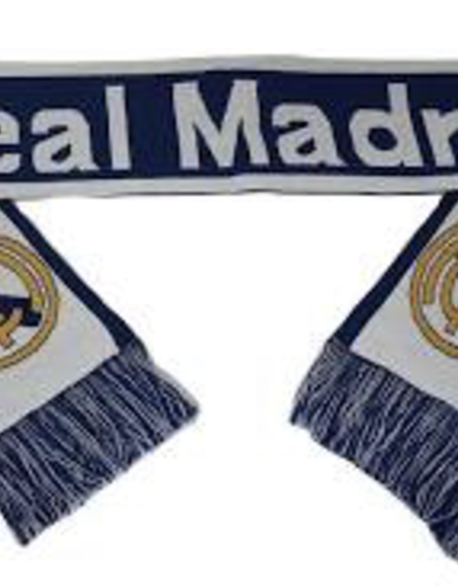 Real Madrid Black & Purple Scraf