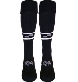 Official Sports Black Socks USSF Economy