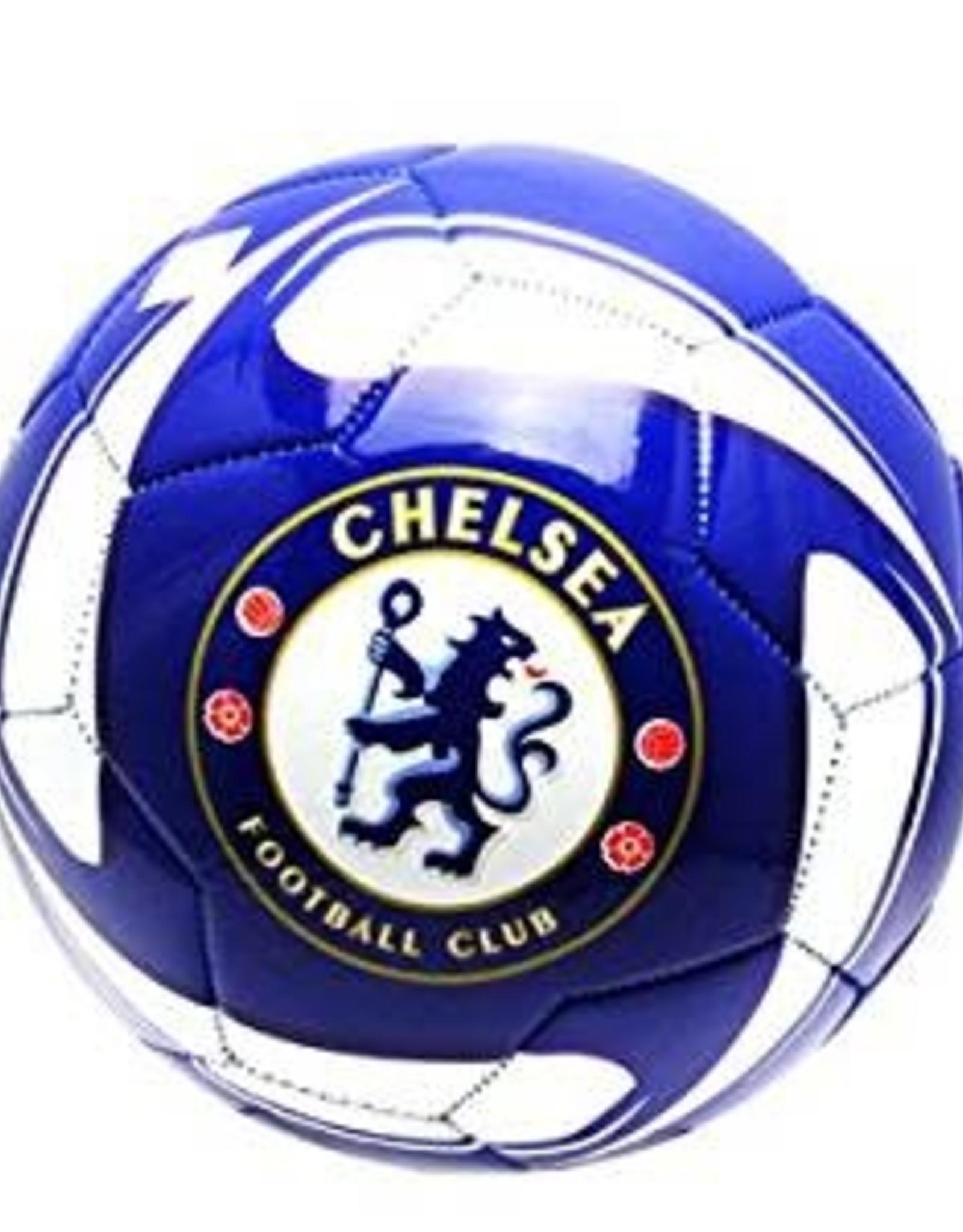 Chelsea Soccer Ball Blue/White Size 4