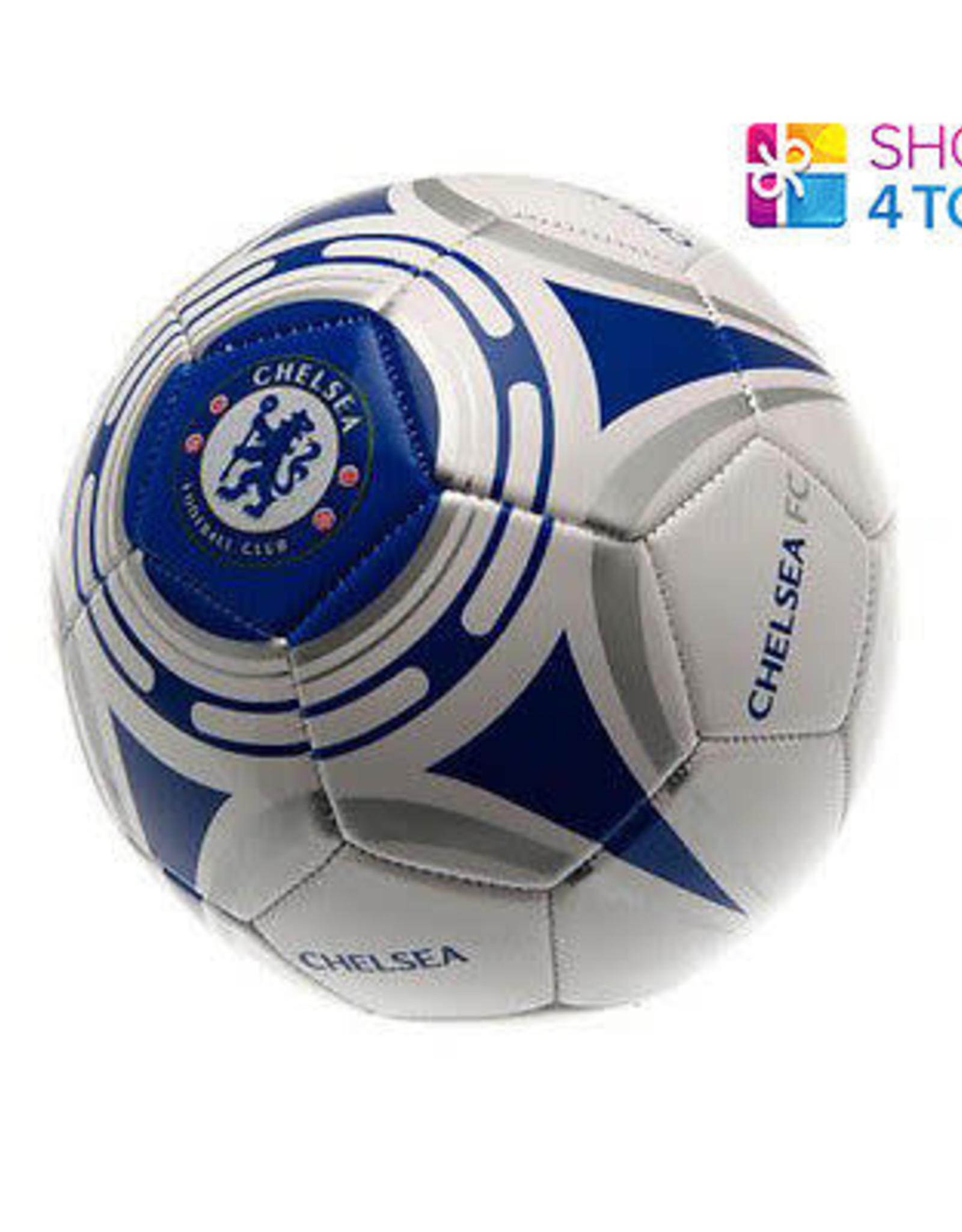 Chelsea Soccer Ball White/Blue Size 3