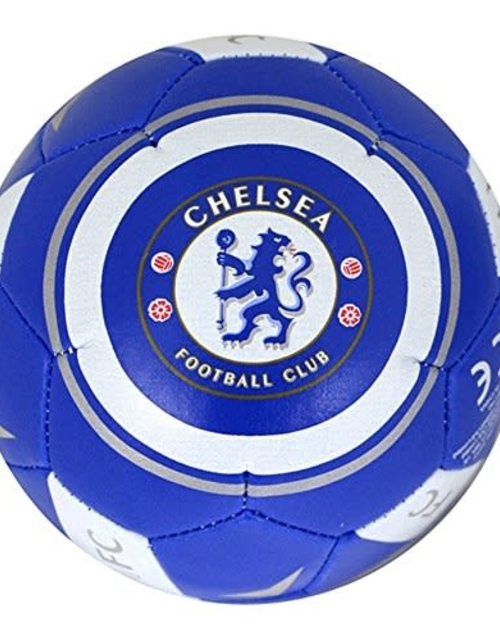 Chelsea Soccer Ball Blue/White Size 3