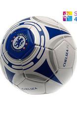 Chelsea Soccer Ball White/Blue Mini -1