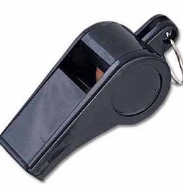 Official Sports Whistles Black