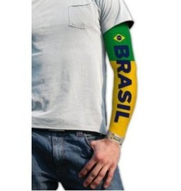 Brasil Tattoo Sleeve