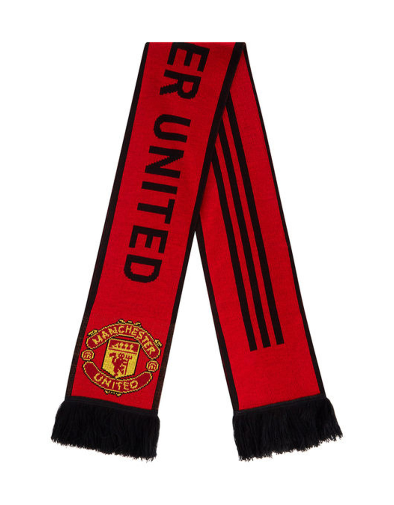 Manchester United Double Sided Scarf
