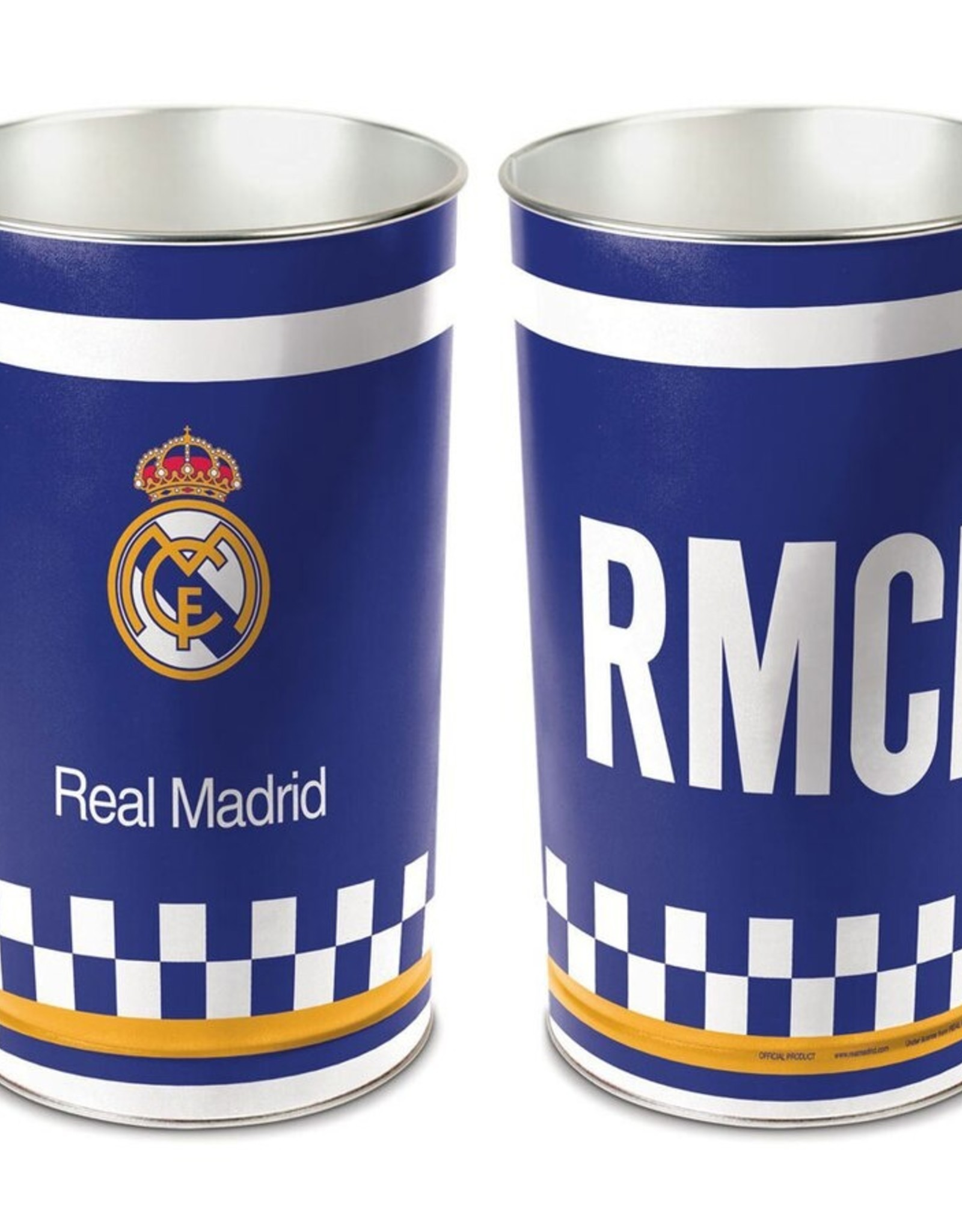 Real Madrid Waste Can