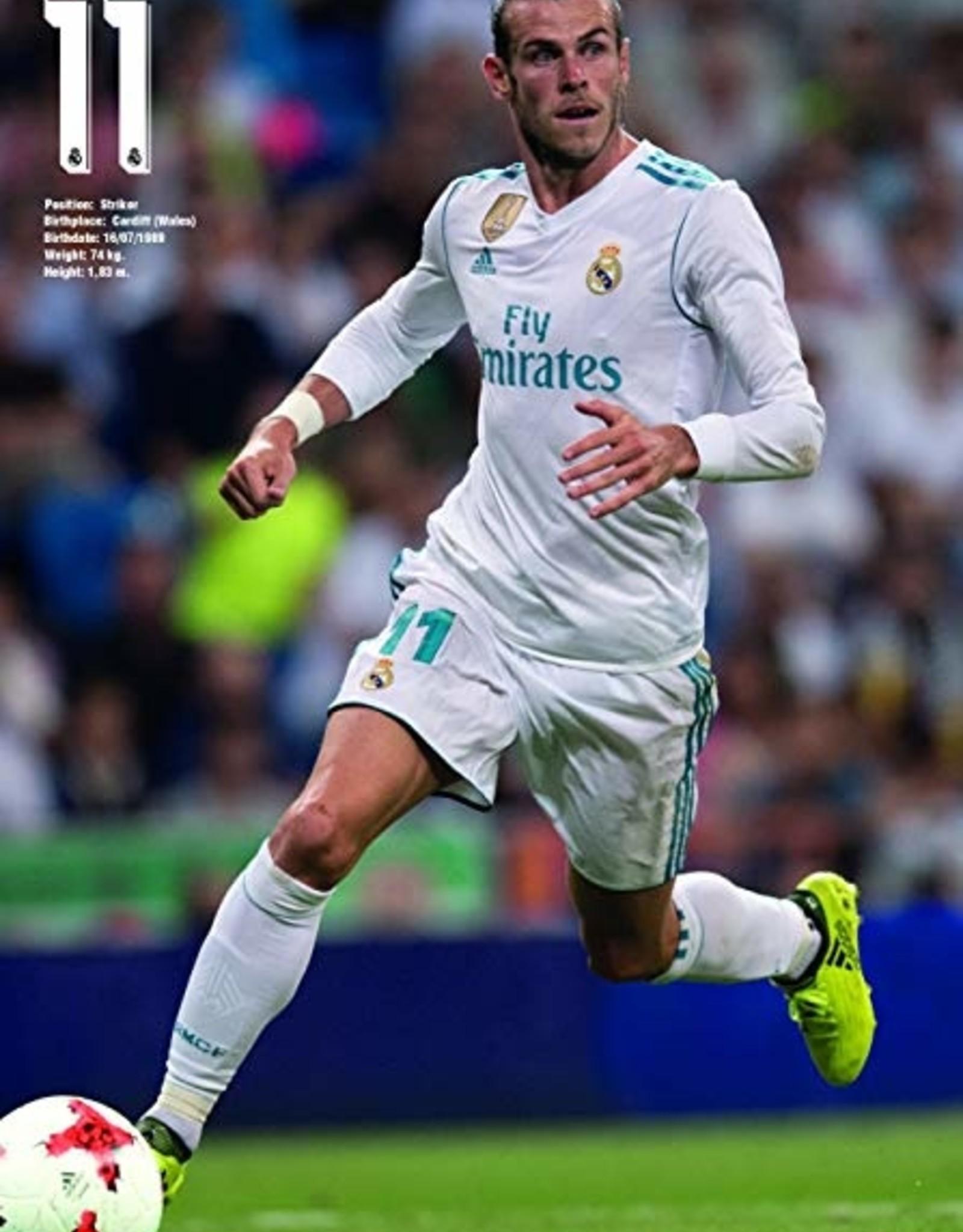 Poster Gareth Bale Poster wtih Frame