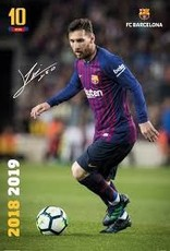 Messi Poster with Frame
