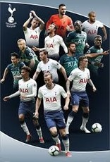 Tottenham Player Poster with Frame
