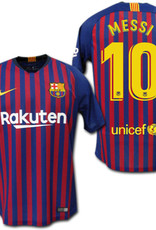 Nike Nike Barcelona Messi 18/19 Home Jsy -Youth