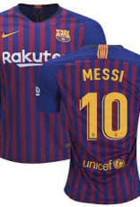 Barcelona Messi 18/19 Home Jersey