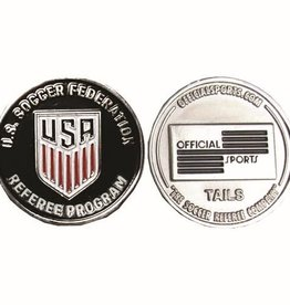 Official Sports Official Sports USSF Soccer Flip Coin