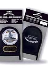 Manchester Manchester Shoe Care Kit Black