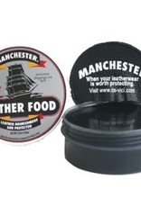 Manchester Manchester Leather Food Black