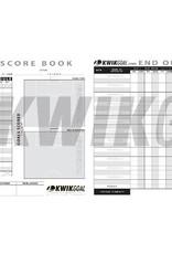 Kwik Goal Kwik Goal Soccer Score Book