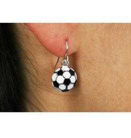 Gemsports Soccer Ball Earrings