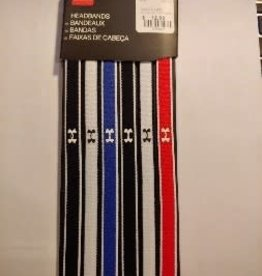 Under Armour Under Armour Mini Headbands Black,White,Royal,Red