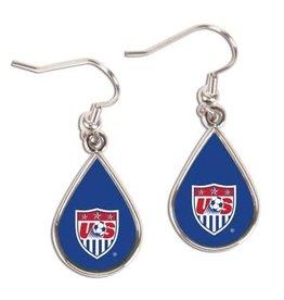 wincraft US Tear Drop Earrings