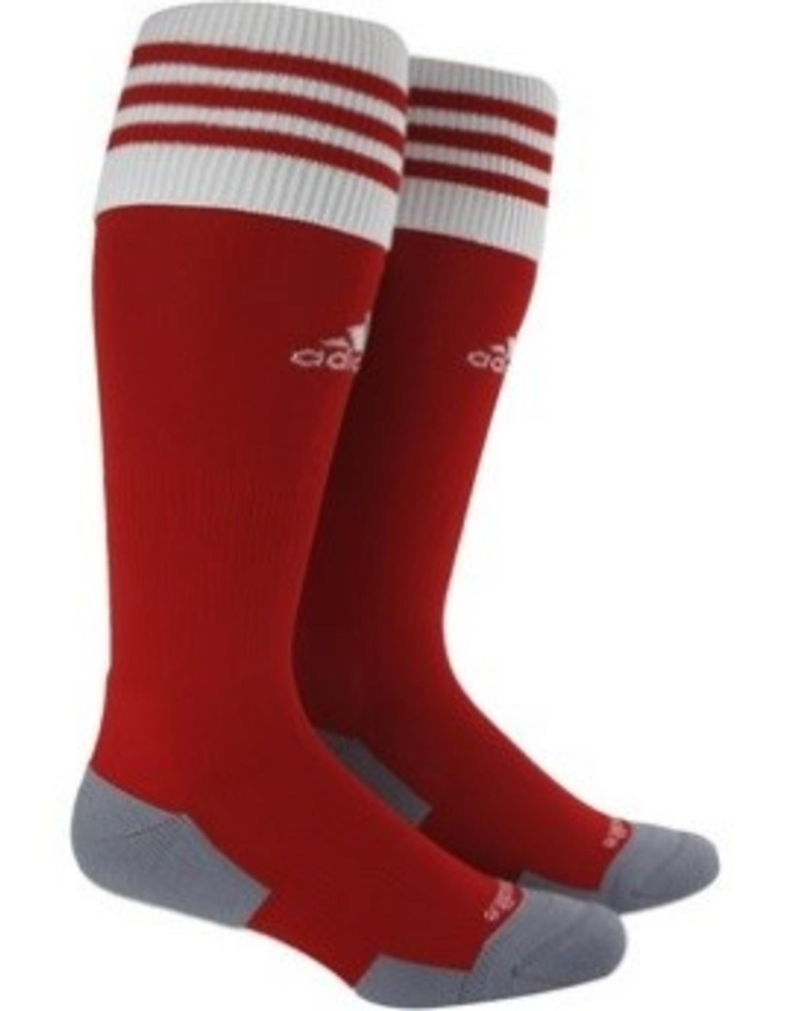 Adidas Adidas Copa Zone 11 Socks Red w/white 7.8.5 Size