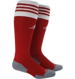 Adidas Adidas Copa Zone 11 Socks Red w/white 7-8.5 size