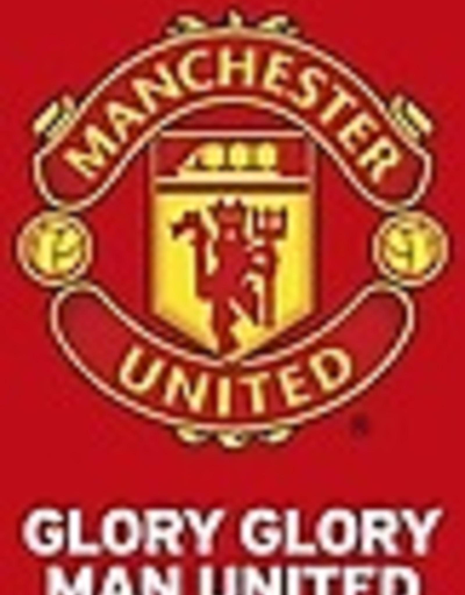 Man United Crest Poster