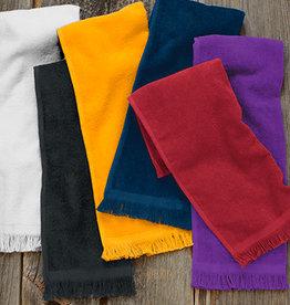 Gildan Gildan Fringed Spirit Towel T101