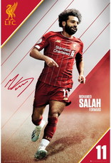 Mohamed Salah 2020 Poster