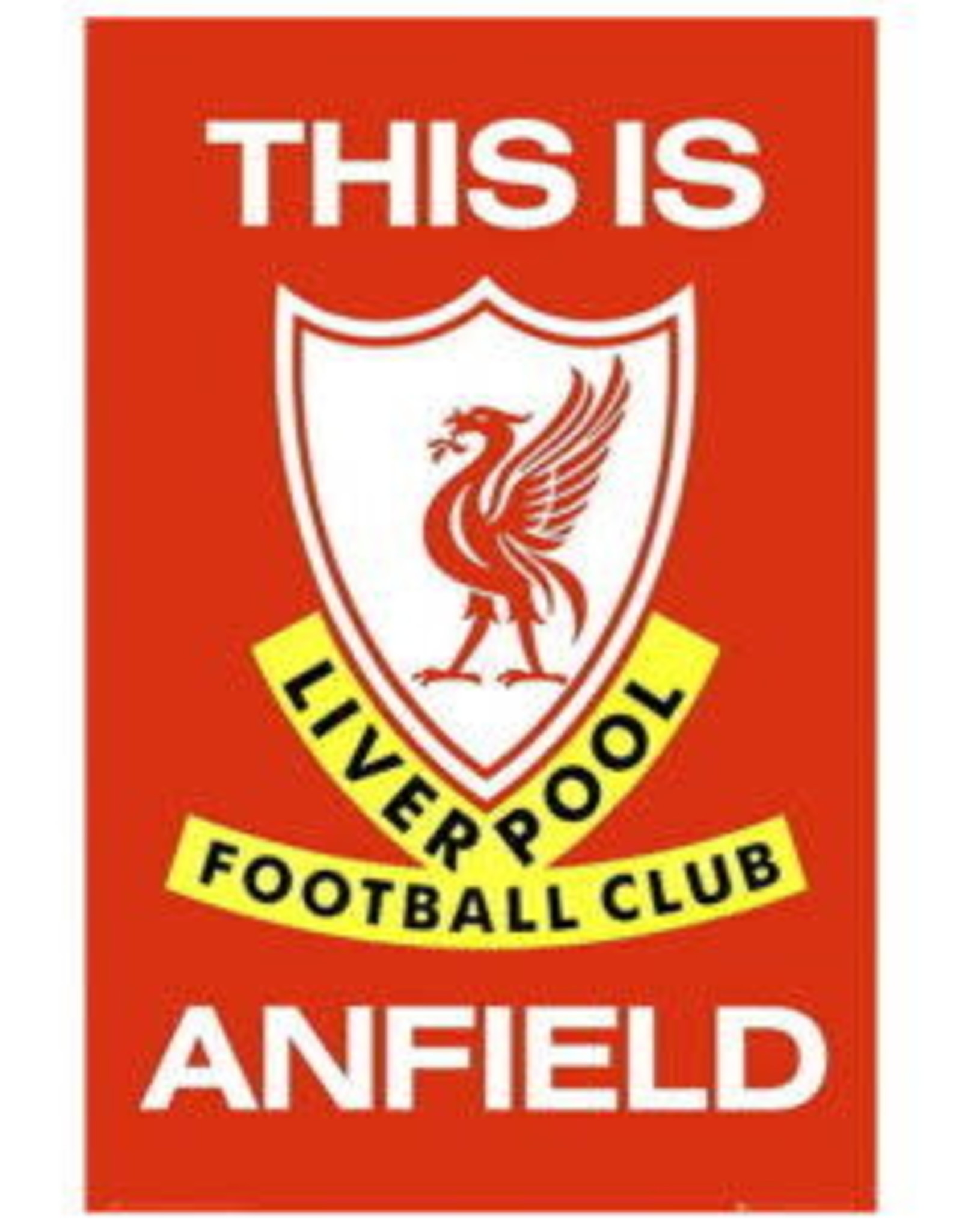 Liverpool Crest Poster
