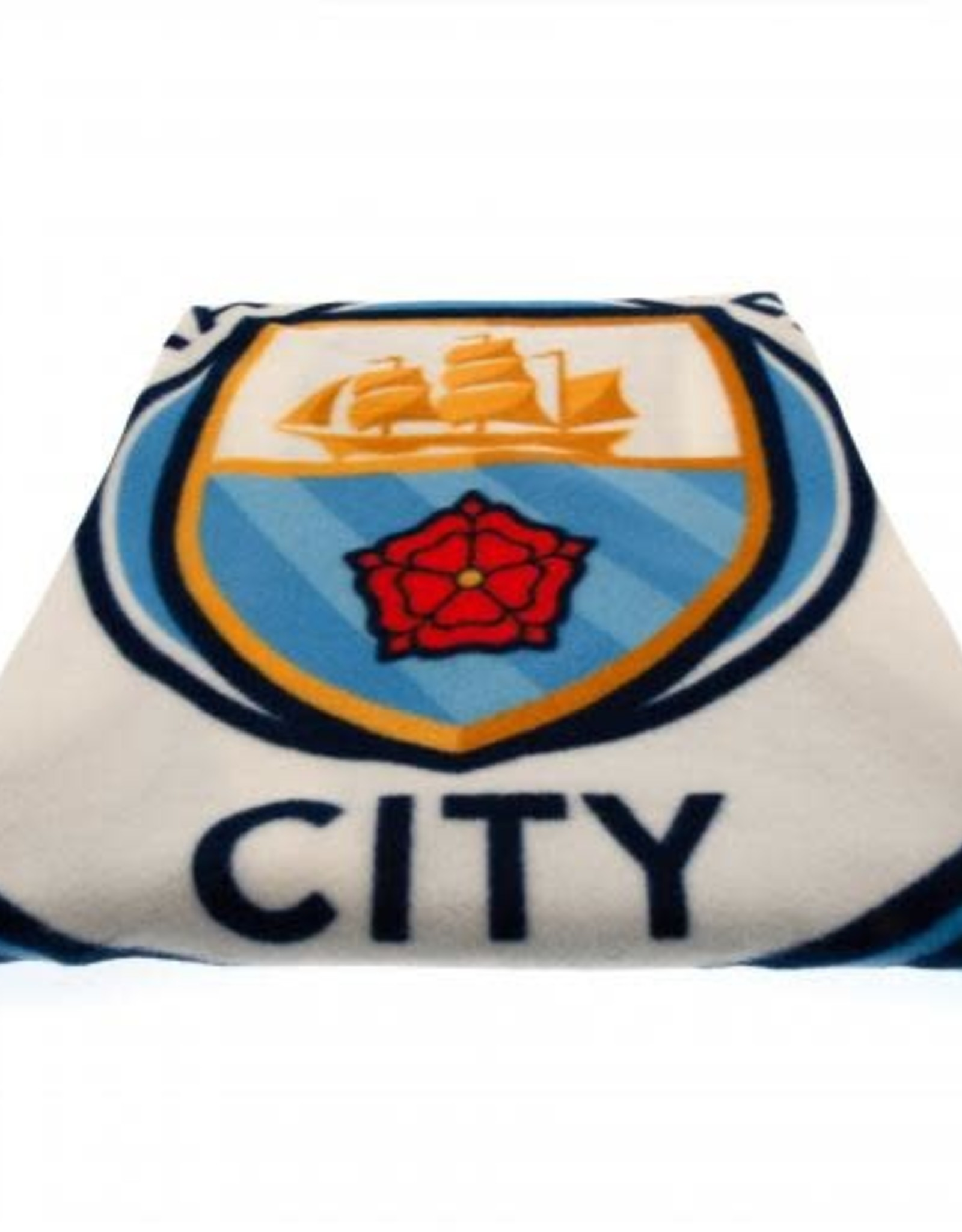 Manchester City Pulse Fleece Blanket