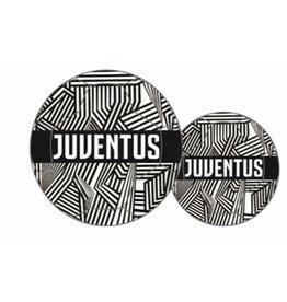 Juventus Black & White Soccer Ball Size 5