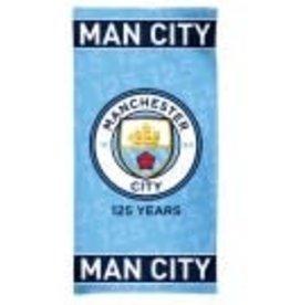 Mancheser City FC Spectra Beach Towel
