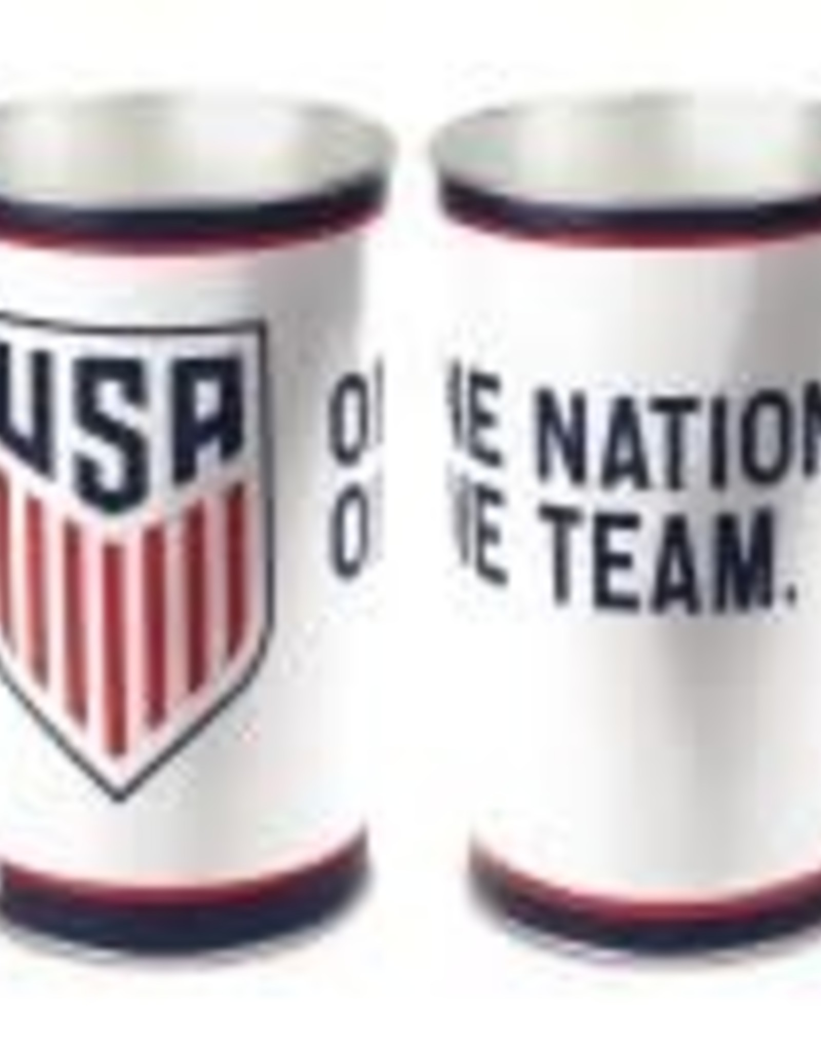 US Soccer National Team Waste Can