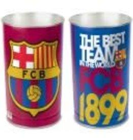 FC Barcelona Trash Can